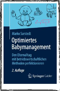 Optimiertes Babymanagement - Den Elternalltag mit betriebswirtschaftlichen Methoden perfektionieren (Buchcover)